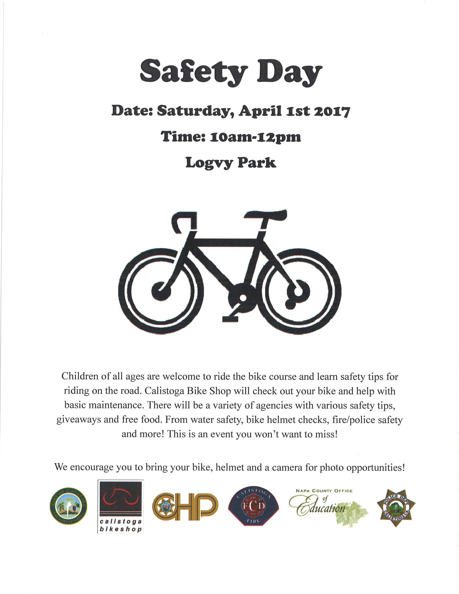 Safety Day Eng