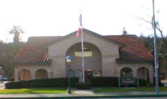 California Police Department Building